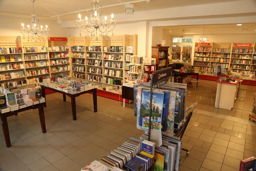 Buchhandlung Greindl
