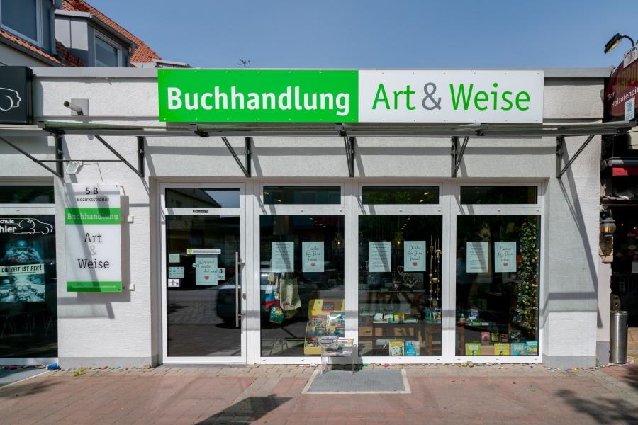 Buchhandlung Art & Weise