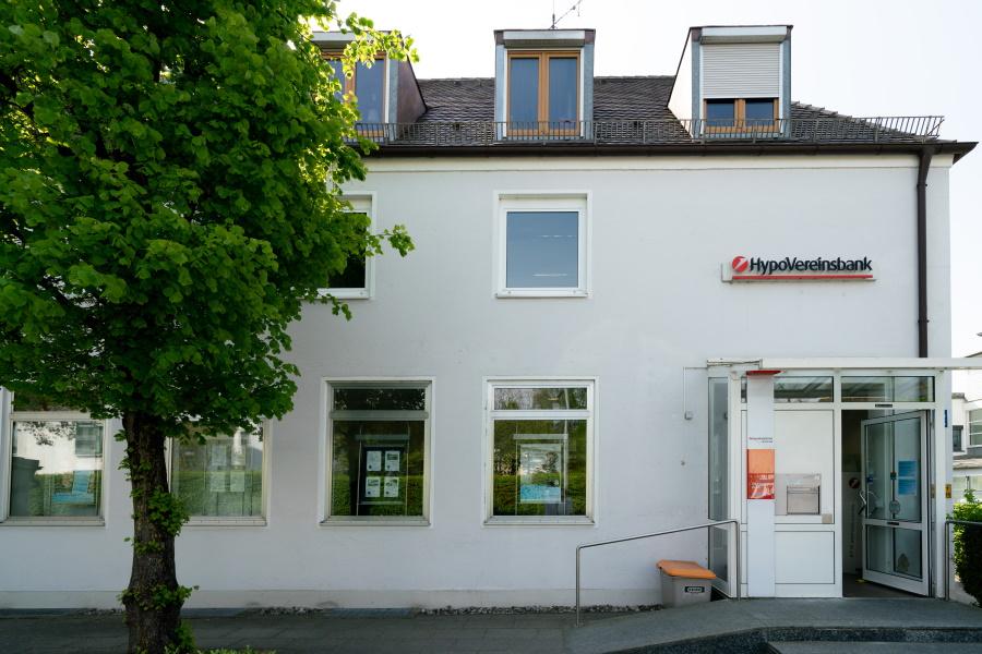 Hypovereinsbank Fliliale Unterschleißheim