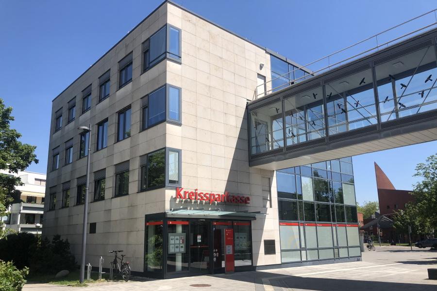 Kreisparkasse München – Filiale Rathhausplatz