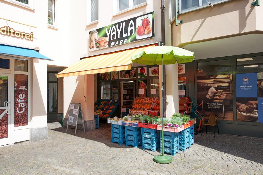 Yayla Lebensmittel
